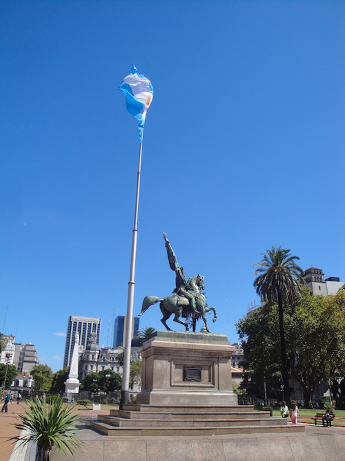 Drei Tage Buenos Aires