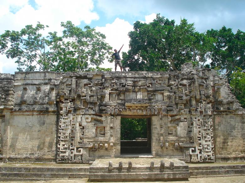 Xpujil Mexiko