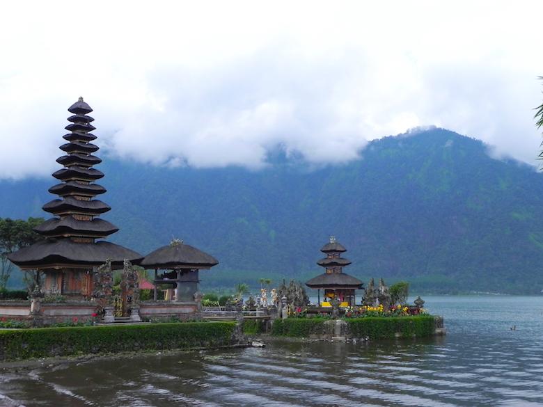 Pura Ulun Danu Bratan Tempel Bali
