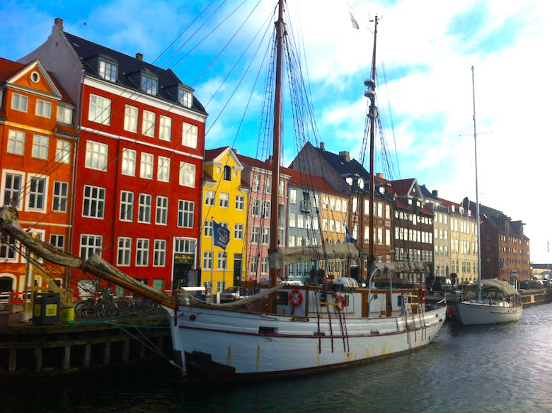 2 Tage Kopenhagen Stadtrundgang