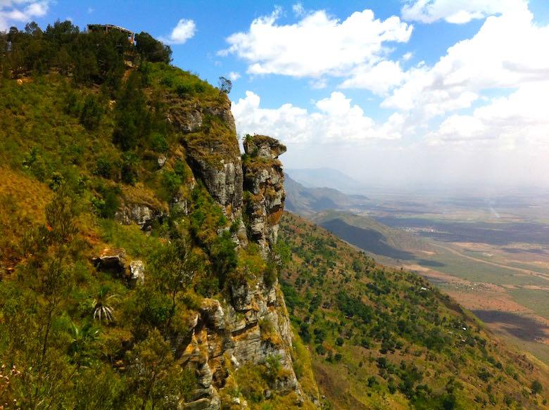 Wandern Usambara Berge