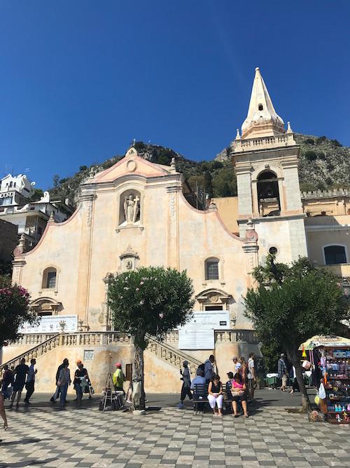 Taormina Sizilien