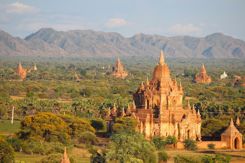 Bagan – Die faszinierende Tempelstadt von Myanmar