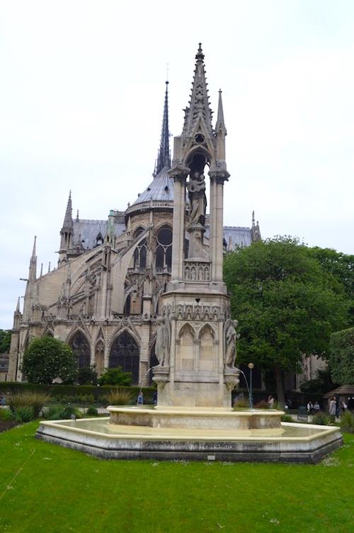 Notre Dame Paris Ein Tag