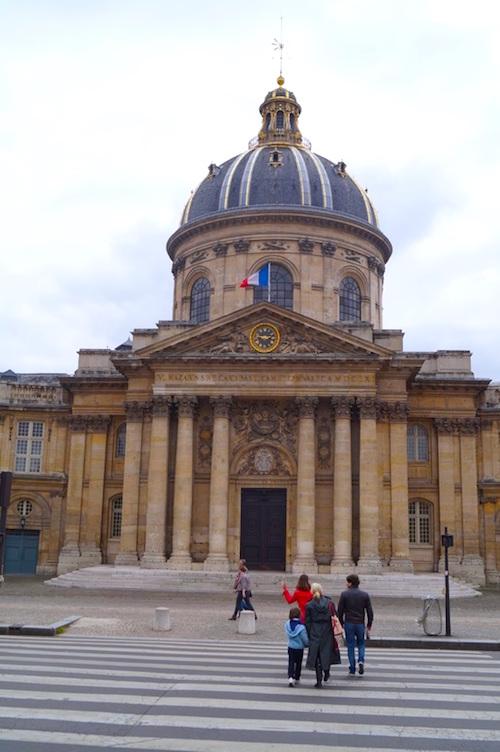 Institut francais Paris Ein Tag