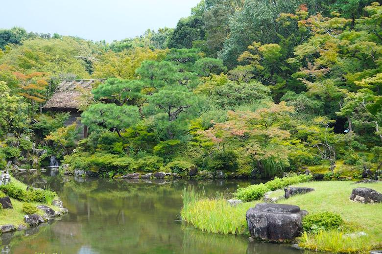 Isui-en Garten Nara