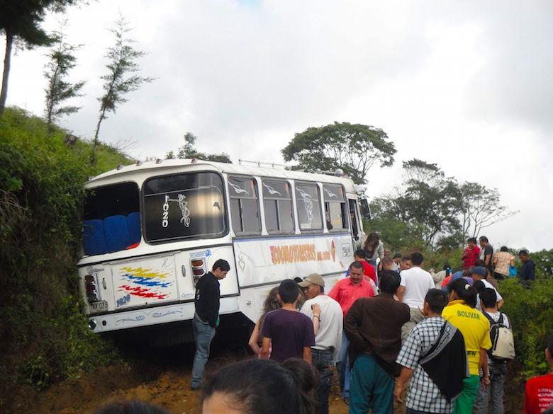 Bus Kolumbien