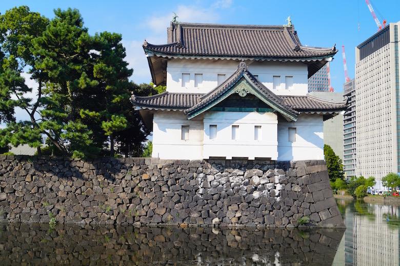 Kaiserpalast Tokio Japan