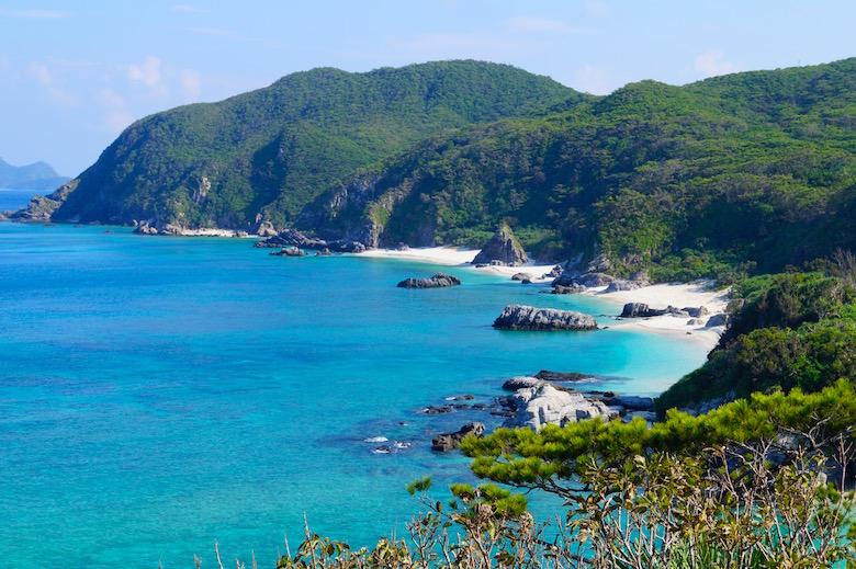 Tokashiki Island
