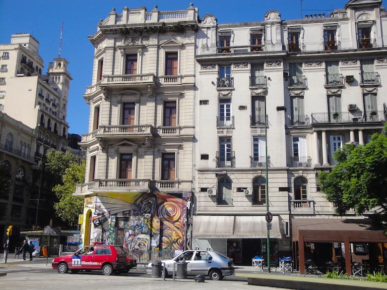 Wohnhaus in Buenos Aires
