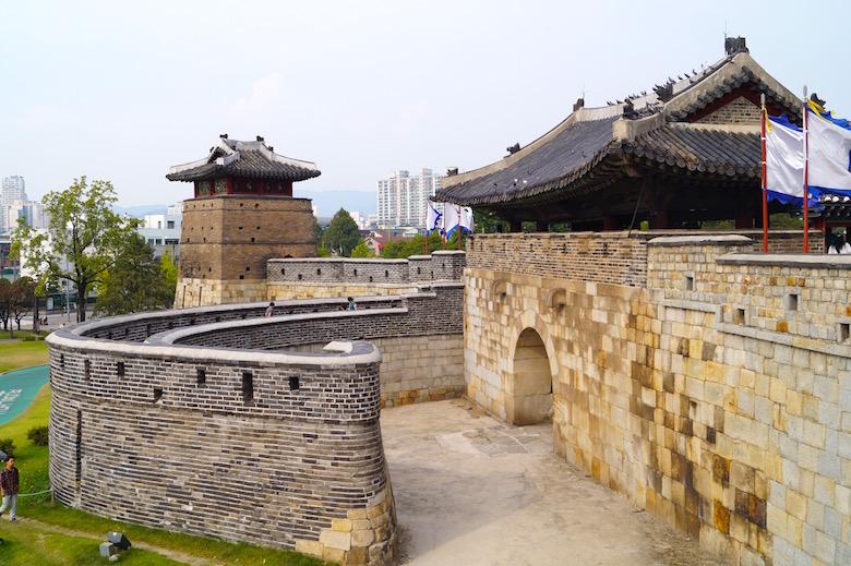 1 Tag Suwon Rundgang