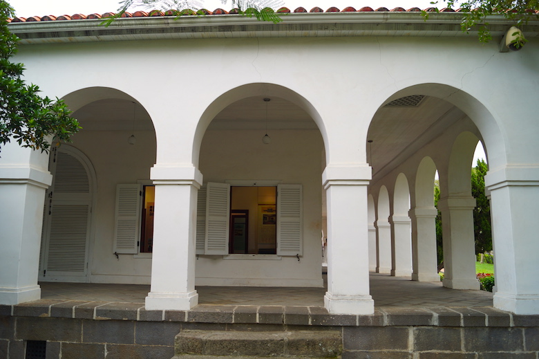 Tamsui Customs Officer's Residence