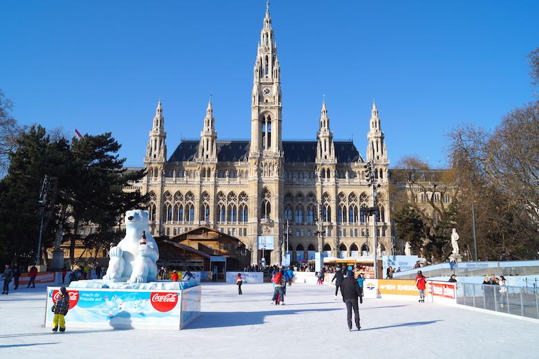 Rathaus Wien Österreich