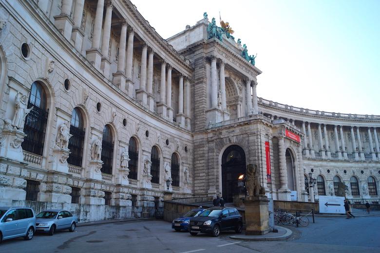 Hofburg Wien Oesterreich