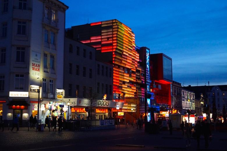 Reeperbahn Hamburg Deutschland