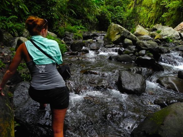 Tiu Kelep Wasserfall