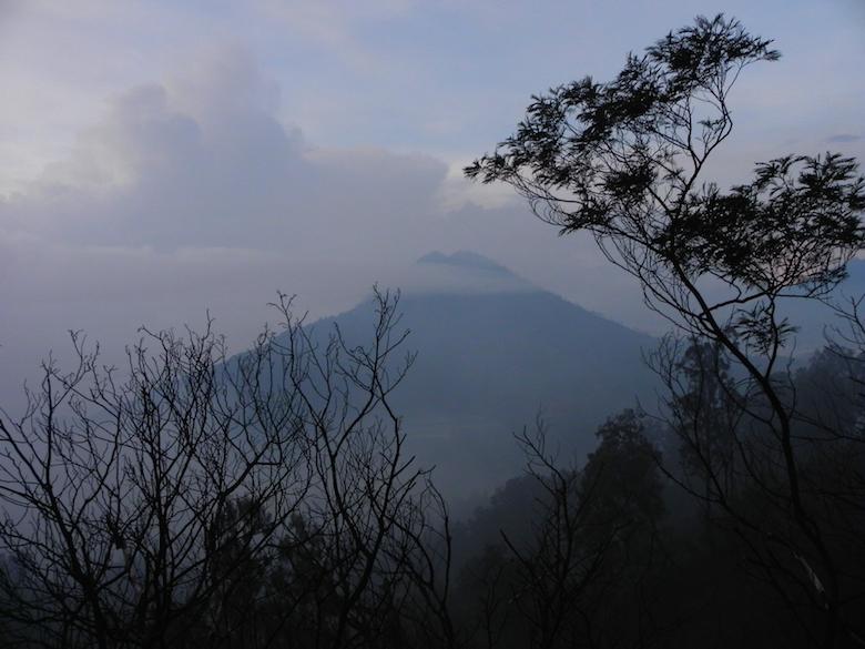 Kawah Ijen Vulkan Java Indonesien