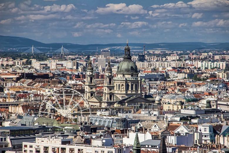 2 Tage Budapest Stadtrundgang