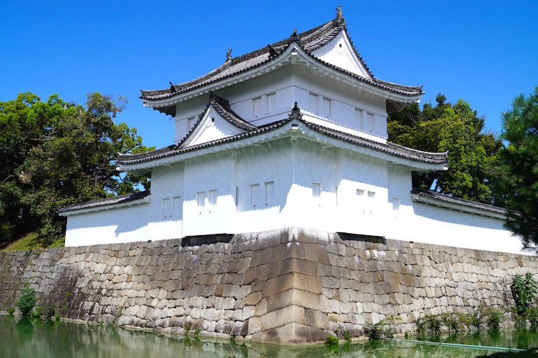 Burg Ni-jo Kyoto Japan
