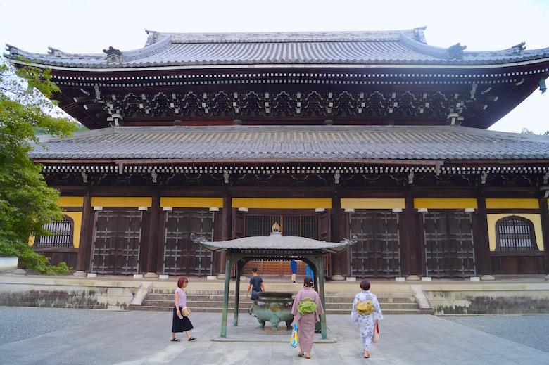 Nanzen-ji Kyoto Japan