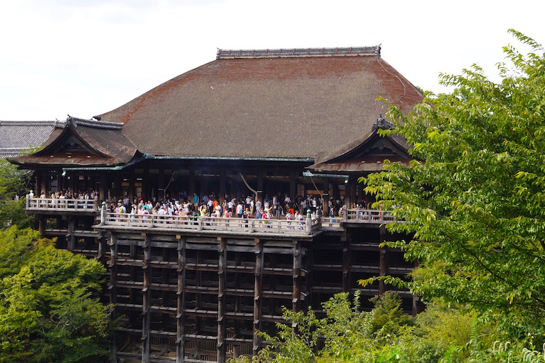 Kiyomizu-dera Kyoto Japan