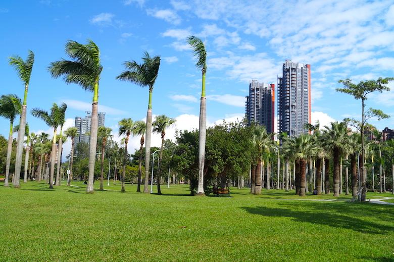 Da'an Park Taipeh