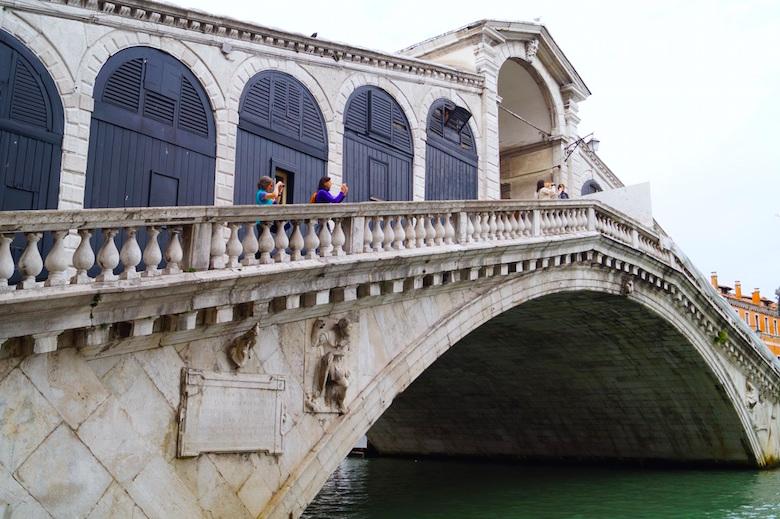Ponte de Rialto Venedig