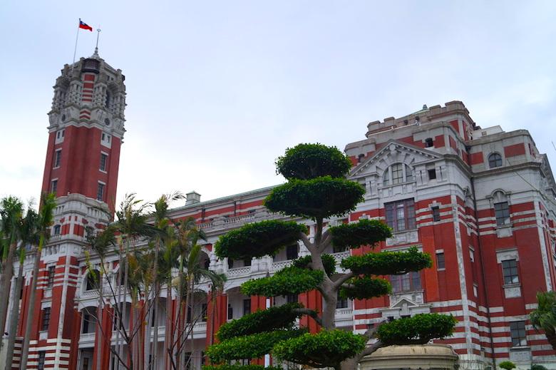 Präsidentenpalast Taipeh