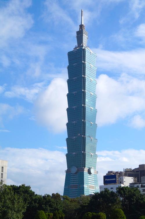 Taipei 101 Taipeh