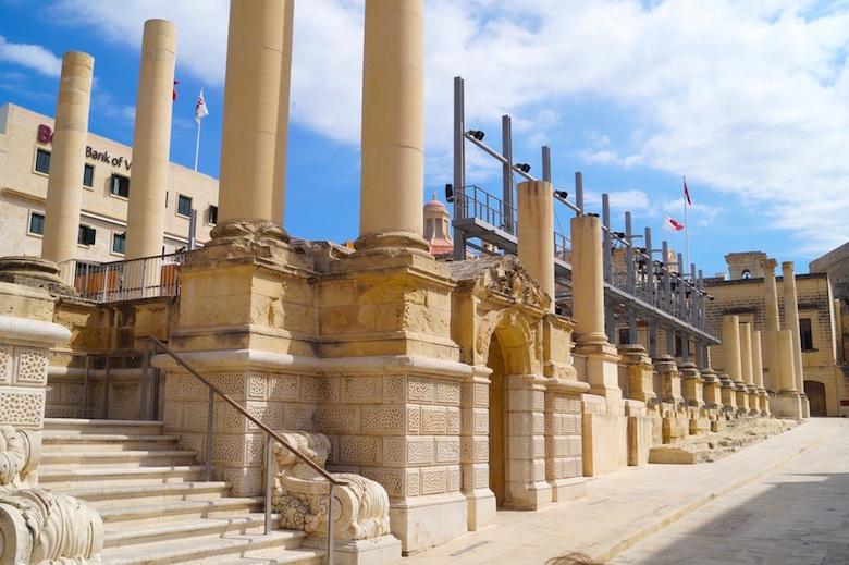 Royal Opera House Valletta Malta