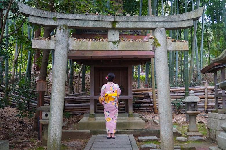 Shoren-in Kyoto
