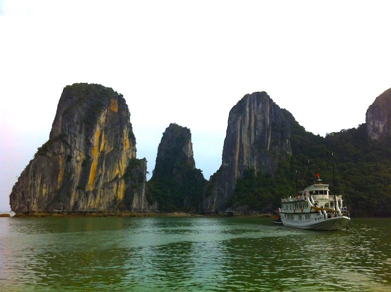 Halong Bucht Vietnam Meine Highlights