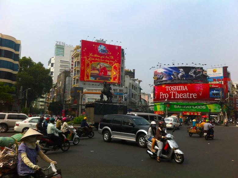 Saigon Vietnam Meine Highlights