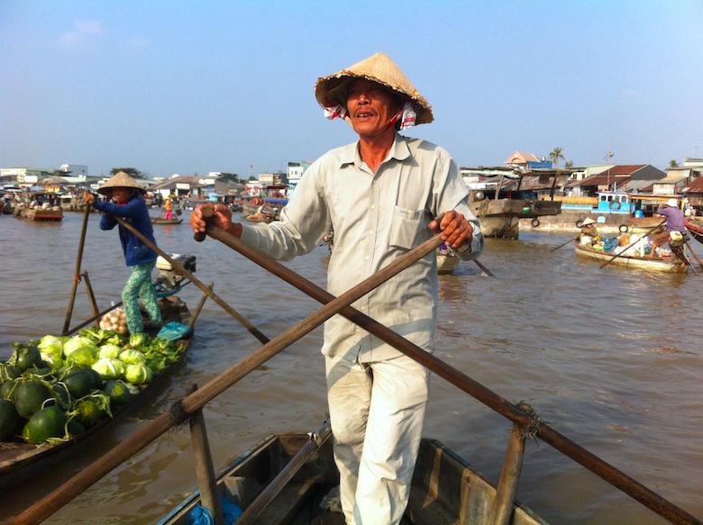Can Tho Vietnam Meine Highlights