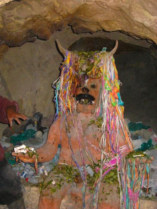 Potosi Minen Bolivien