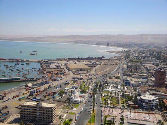 Arica-Chile