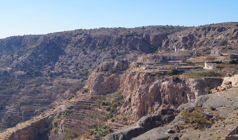 Saiq Plateau Oman
