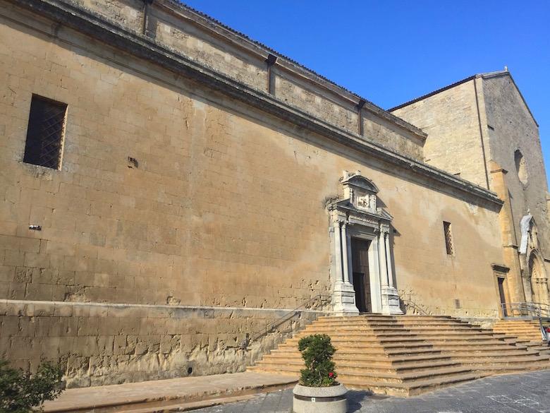 Kirche Maria Santissima della Visitazione Enna Sizilien Italien