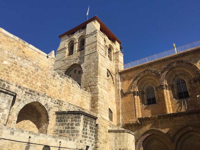 Grabeskirche Jerusalem Israel