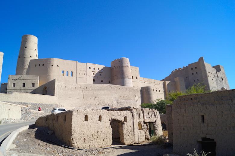 Bahla Fort Oman