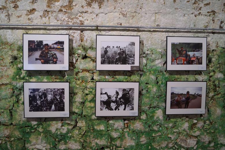 Homeland War Museum Dubrovnik Kroatien