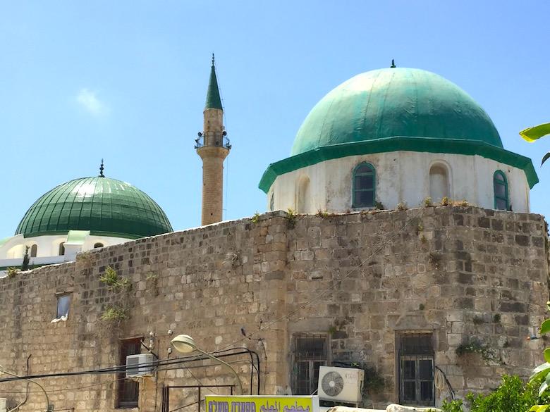 El-Jazzar Moschee Akko Israel