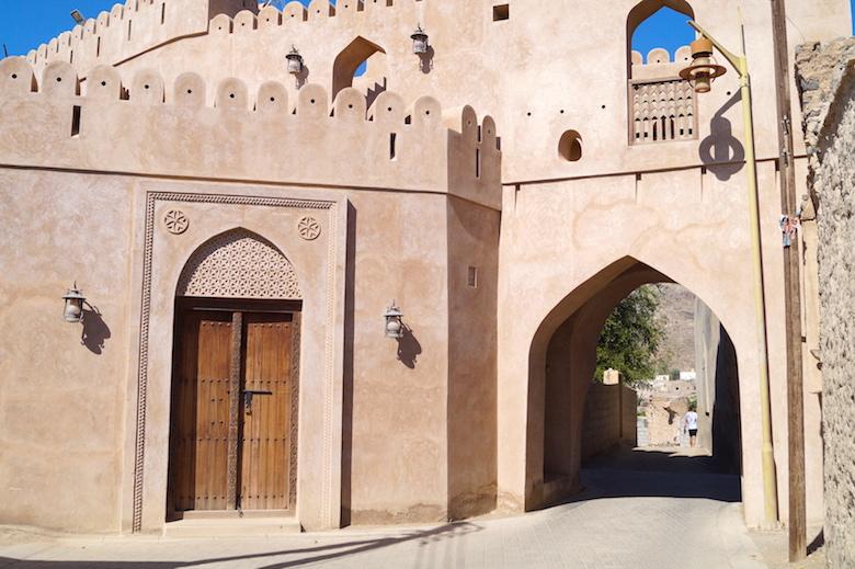 Ibra Altstadt Oman