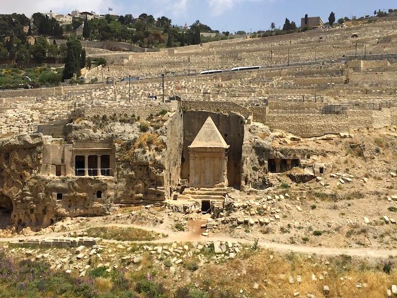 Kidrontal Jerusalem Israel