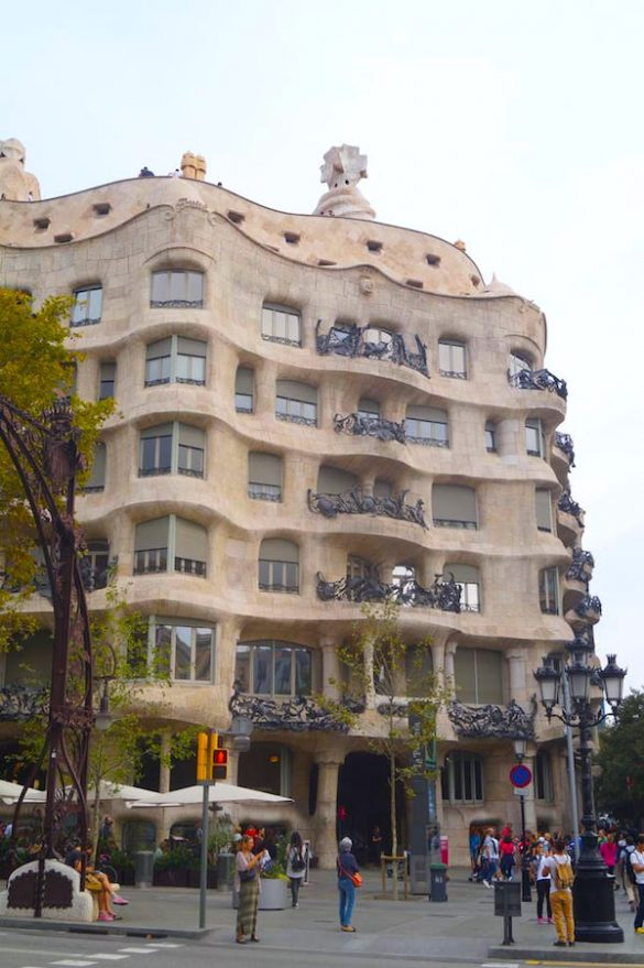 Eixample Barcelonas spannendste Stadtviertel