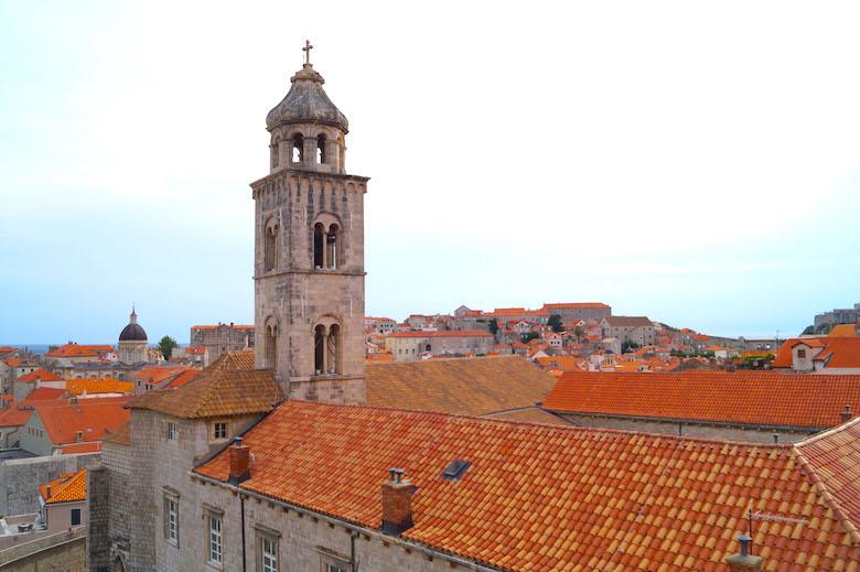 Dominikanerkloster Dubrovnik Kroatien