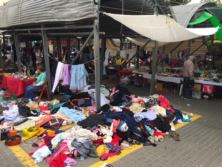 Jaffa Flohmarkt Tel Aviv Israel