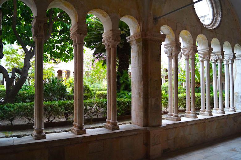 Franziskanerkloster Dubrovnik Kroatien