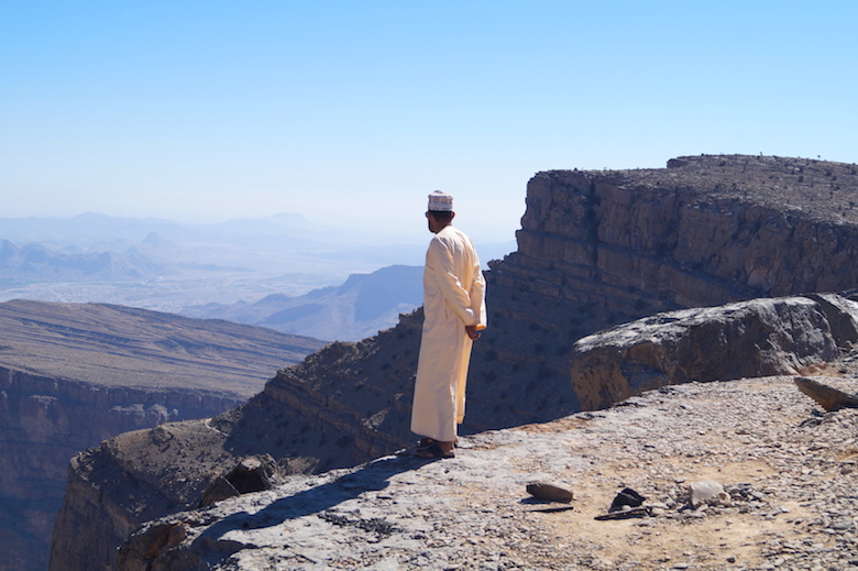 Jebel Shams Oman