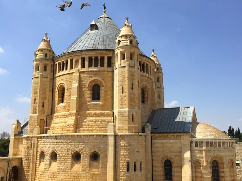Berg Zion Jerusalem Israel